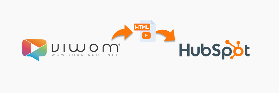 video email marketing campaign in Hubspot